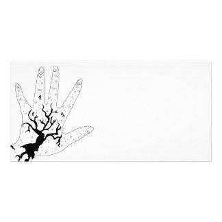 Mystic Hand Card