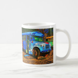 Mystic Hippy Bus Coffee Mug