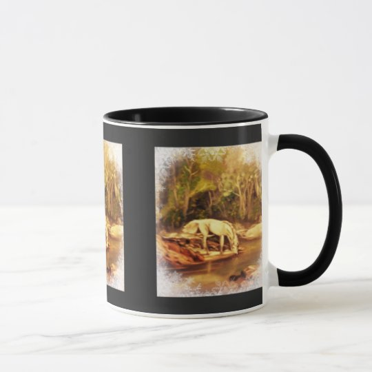 Mystic Horse Mug