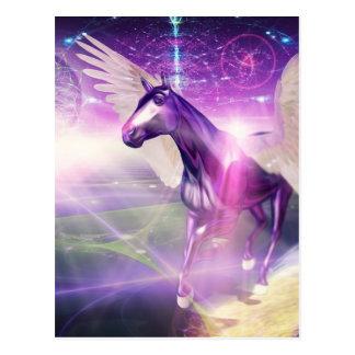 Mystic Horse Postcard