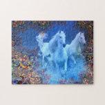 Mystic Horses Jigsaw Puzzles