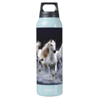 Mystic Horses Liberty Bottleworks Insulated Water Bottle