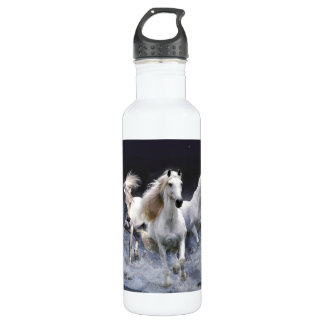 Mystic Horses Liberty Bottleworks Stainless Steel Water Bottle