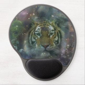 Mystic Jungle Tiger Gel Mouse Pad
