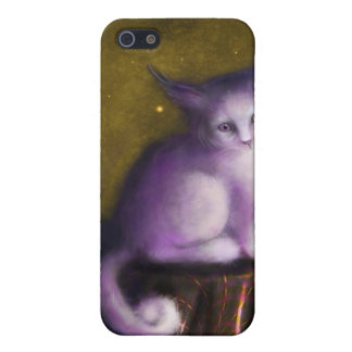 Mystic Kitten Cover For iPhone SE/5/5s