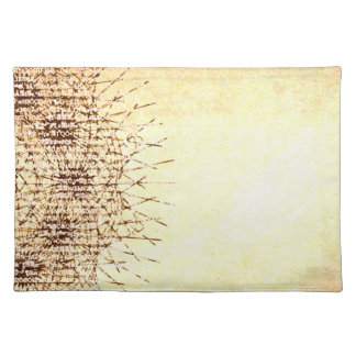 Mystic Letters American MoJo Placemats