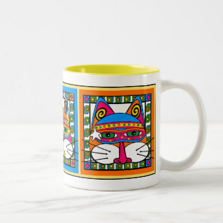 MYSTIC MAGIC TRIO Two-Tone COFFEE MUG