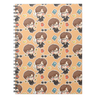 Mystic Messenger : Jaehee Notebook