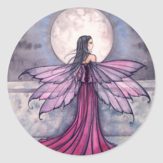 Mystic Midnight Fairy Stickers