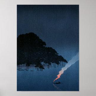 Mystic Midnight Poster