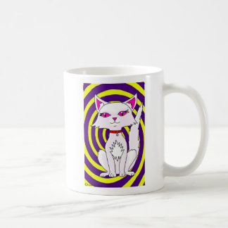 Mystic Mog (Cabbages of Doom) Mug