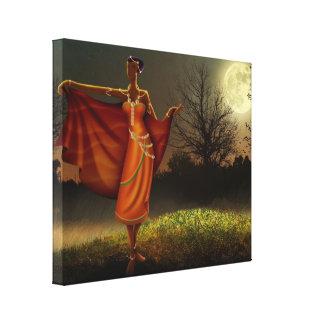 Mystic Moonlight V2 Canvas Print