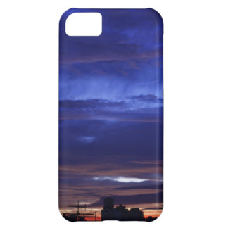 Mystic Morning Skyline iPhone 5C Cases