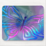 Mystic Moth Mouse Pad