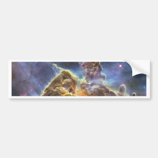 Mystic Mountain Bumper Sticker