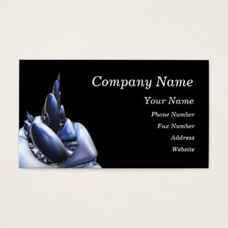 Mystic Mountain Business Card