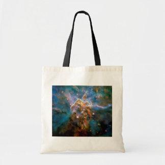 Mystic Mountain Carina Nebula Canvas Bag