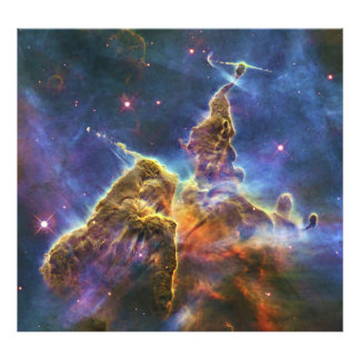 Mystic Mountain Carina Nebula HH 901 HH 902 Photo Print