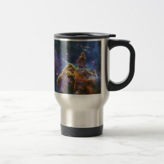 Mystic Mountain Carina Nebula HH 901 HH 902 Travel Mug