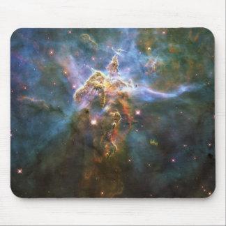 Mystic Mountain Carina Nebula HH 901 HH 902 Wide Mouse Pad