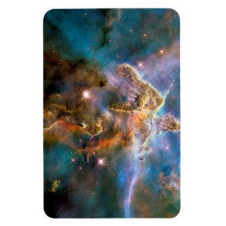Mystic Mountain Carina Nebula Hubble Space Photo Magnet