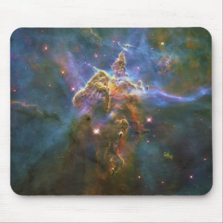 Mystic Mountain of Rising Gas in the Carina Nebula Mouse Pad