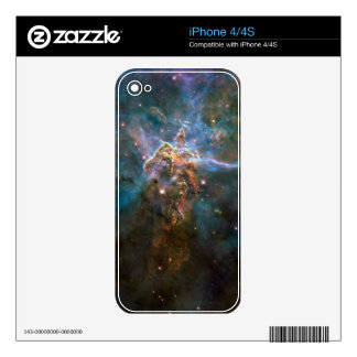 MYSTIC MOUNTAIN SKINS FOR iPhone 4