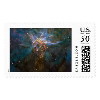 Mystic Mountain US Postage Stamps