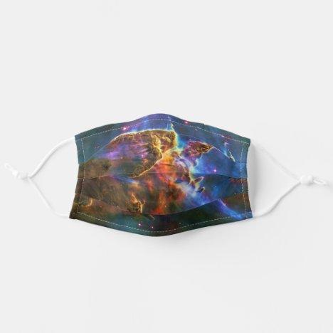 Mystic Mountains in Carina Nebula stylish Cloth Face Mask