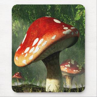 Mystic Mushroom Mouse Pad
