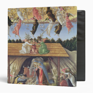 Mystic Nativity, 1500 Binder