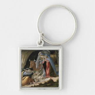 Mystic Nativity, 1500 Keychain