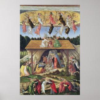 Mystic Nativity, 1500 Poster