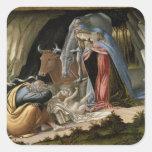 Mystic Nativity, 1500 Sticker