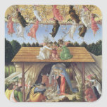 Mystic Nativity, 1500 Stickers
