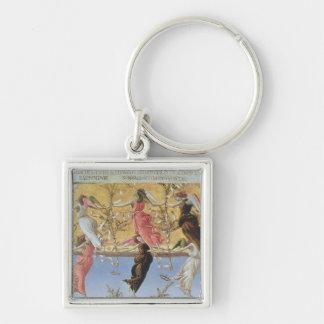 Mystic Nativity Keychain