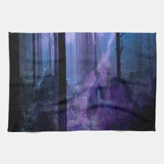 Mystic Night Kitchen Towel