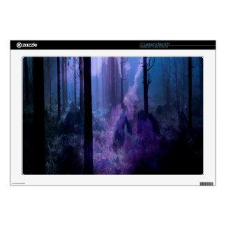 Mystic Night Skins For Laptops