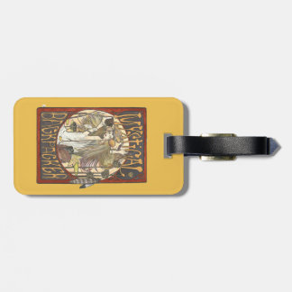 Mystic of Mystical Backpackers Luggage Tag