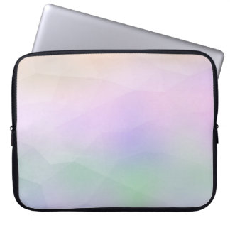 Mystic Pastel Abstract Electronics Bag Sleeve