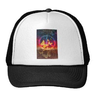Mystic Peace Butterflies Trucker Hat