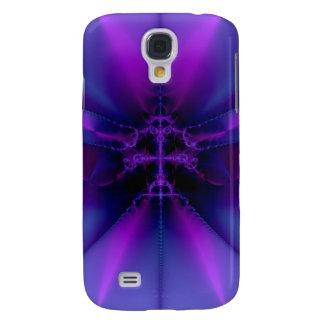 Mystic Pleasure Purple Samsung Galaxy S4 Cases