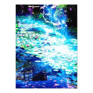 Mystic Pond Card