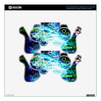 Mystic Pond Decal For PS3 Controller