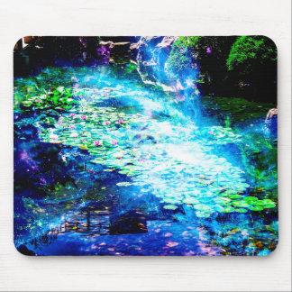Mystic Pond Mouse Pad