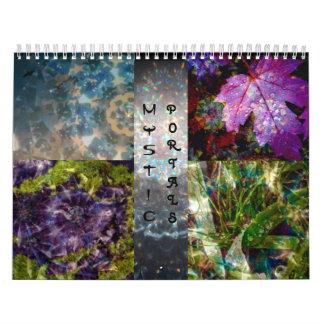 Mystic Portals Nature calendar
