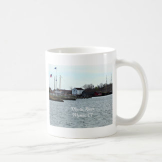 Mystic River, Connecticut Coffee Mug