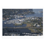 Mystic River, Ct Postcards