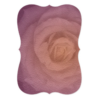 Mystic Rose - Faded Vintage - Mulberry Orange Card