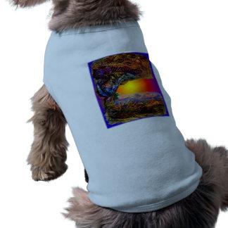 Mystic Seas Shell Beach Edit Sunshine Shirt
